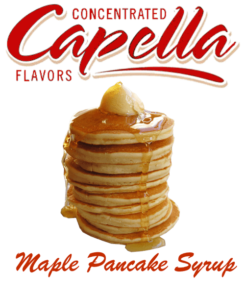 CAPELLA Maple Pancake Syrup