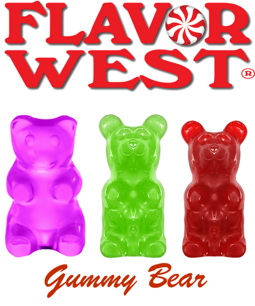 Flavor West Gummy Bear
