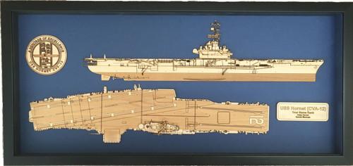 USS Bennington CVA-20