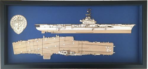USS Oriskany CVA-34