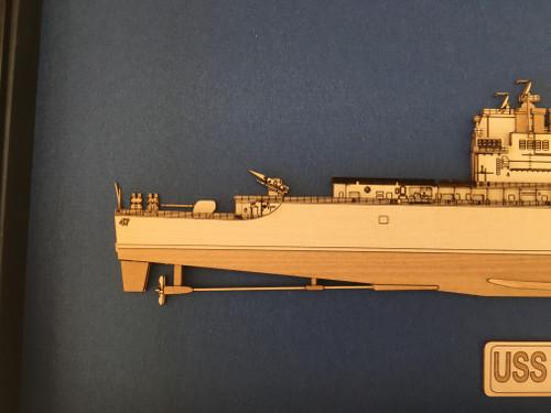USS Ticonderoga (CG-47) Aft