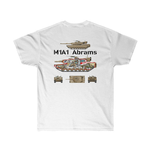M1A1 Abrams MBT T-shirt