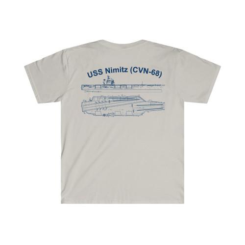 USS Nimitz (CVN-68) T-Shirt