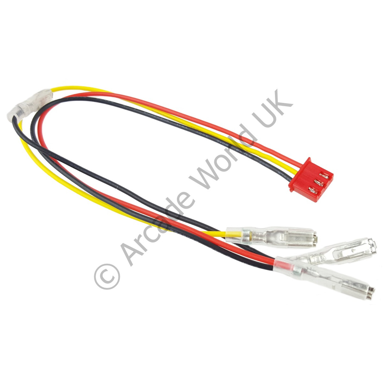 Awe Inspiring Replacement 3 Wire Led Harness For Zero Delay Usb Board Arcade Wiring Cloud Hisonuggs Outletorg