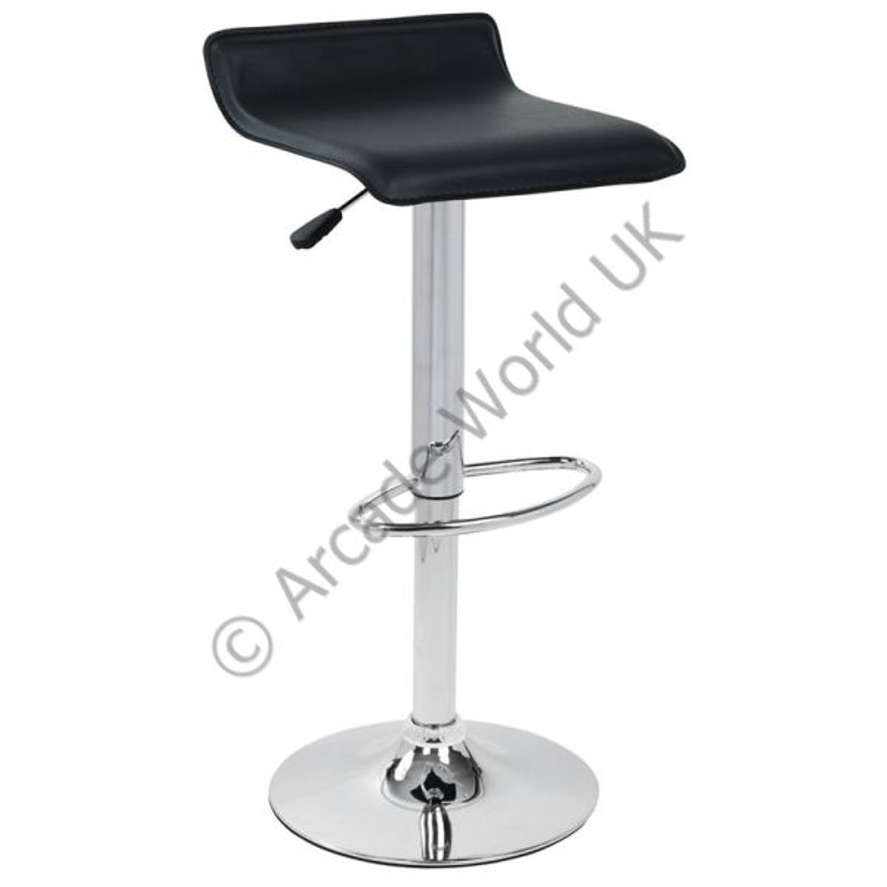 Fabulous Baceno Chrome Bar Stool Creativecarmelina Interior Chair Design Creativecarmelinacom