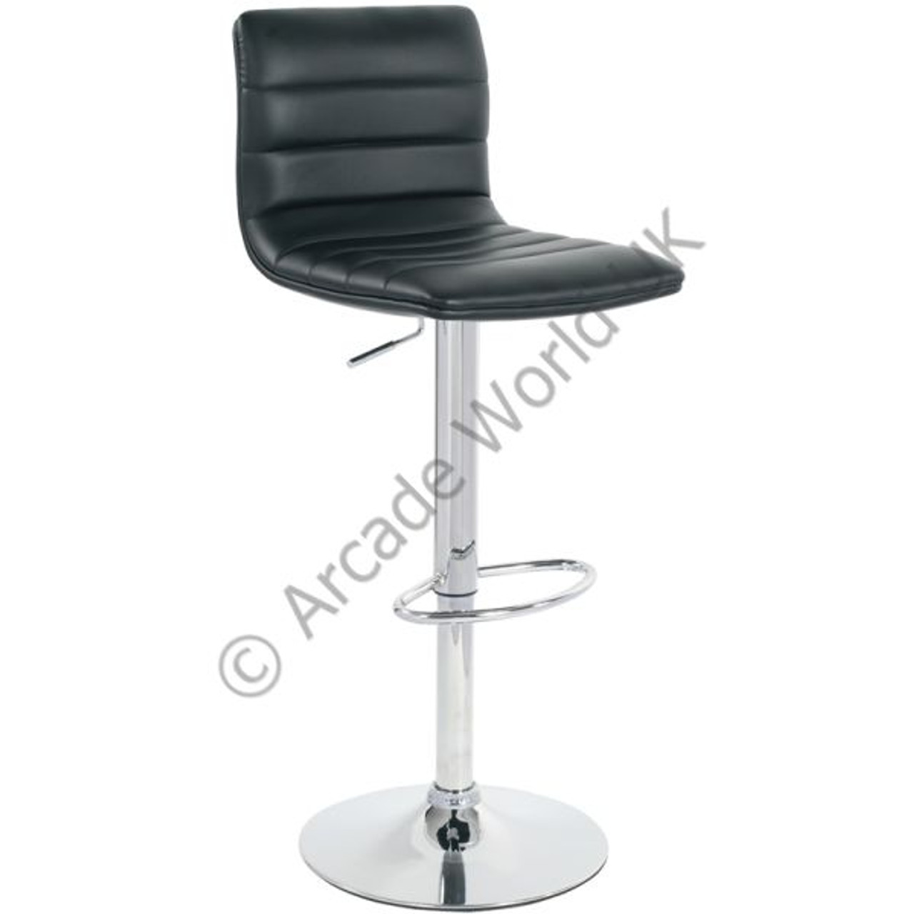 Incredible Aldo Chrome Bar Stool Creativecarmelina Interior Chair Design Creativecarmelinacom