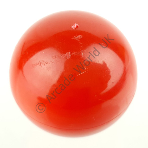 Red 35mm Ball Top Handle - Clearance