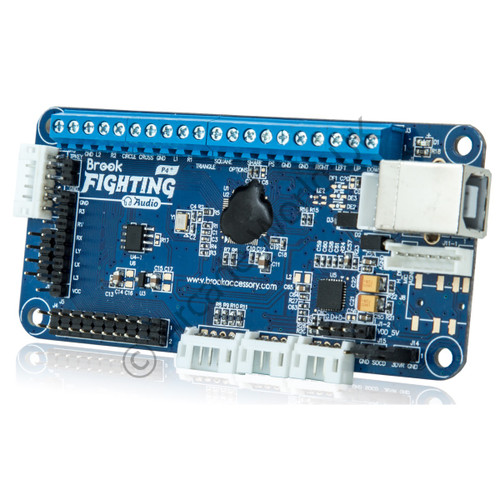 Brook PS4+ Audio Fighting Board (PS4 PS3 PC)