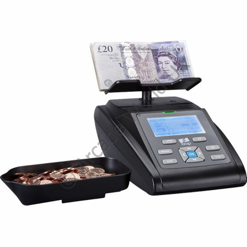 ZZap MS40 Money Scale - 3 Year Warranty