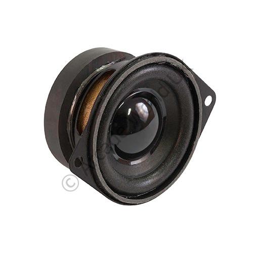 "Audio Pro Full Range Round Speaker - 2"" - 8Ω 5w"