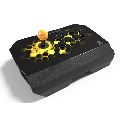 QanBa N2 Drone 3-In-1 Arcade Fighting Stick - PS4/PS3/PC