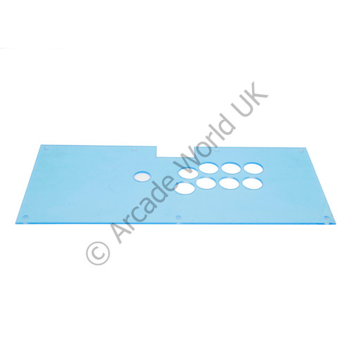 QanBa 8 Button Clear Plexi For Q5 Dragon