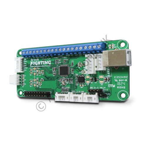 Brook PS3 / PS4 Fighting Board Plus (PS3 - PS4 - PC)