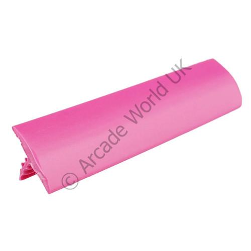 Pink Half Inch T-Molding