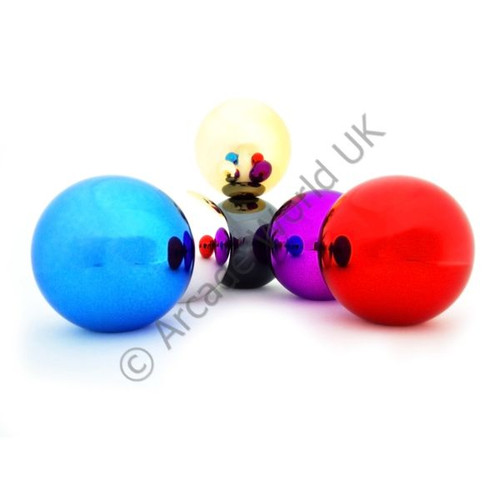 KDiT Mirror Ball Top Handle