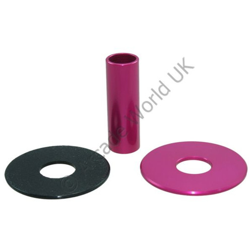 KDiT Aluminium JLF Shaft Cover And Dust Cover Set