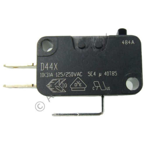 D44X Cherry Button Microswitch With 4.8mm Terminals