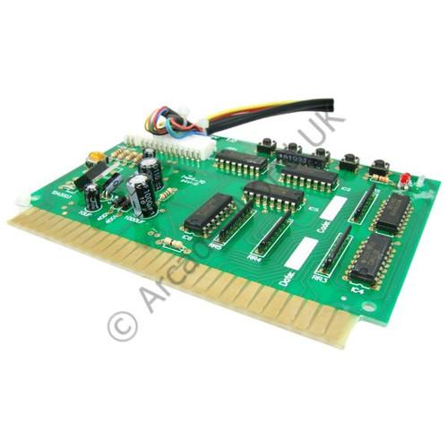 PC 2 JAMMA Converter Board