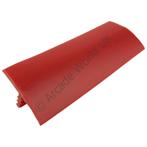 Red 1 Inch T Molding