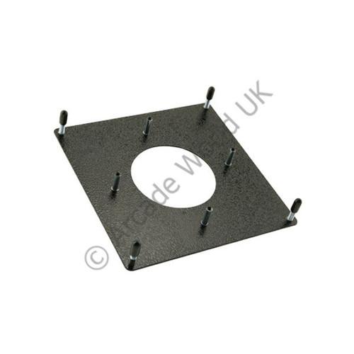 "Happ 2-1/4"" Trackball Mounting Plate Kit"