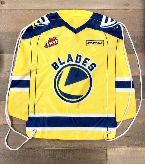 Blades Jersey Cinch Bag