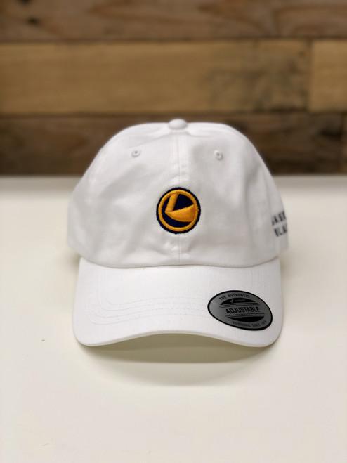 Blades Retro White Dad Hat