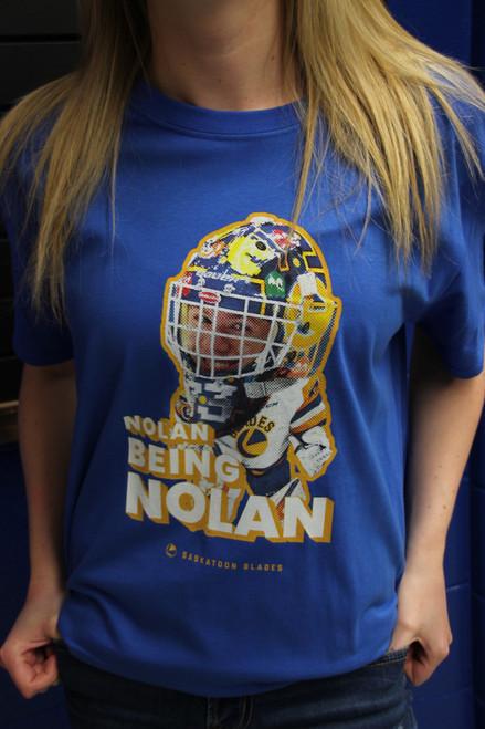 Nolan Being Nolan T-Shirt