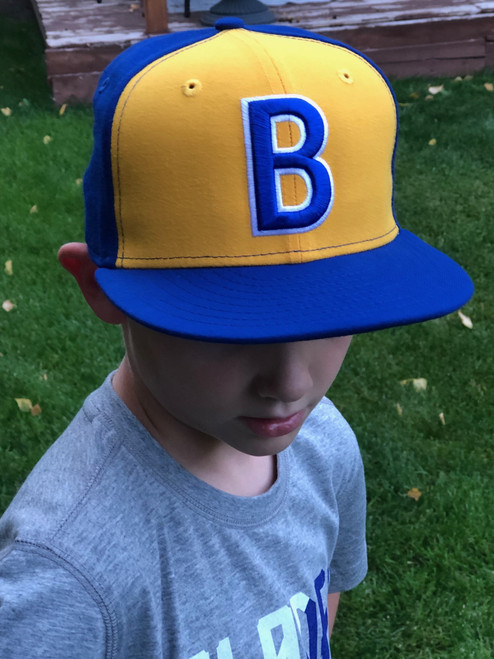 Youth Royal B Fitted