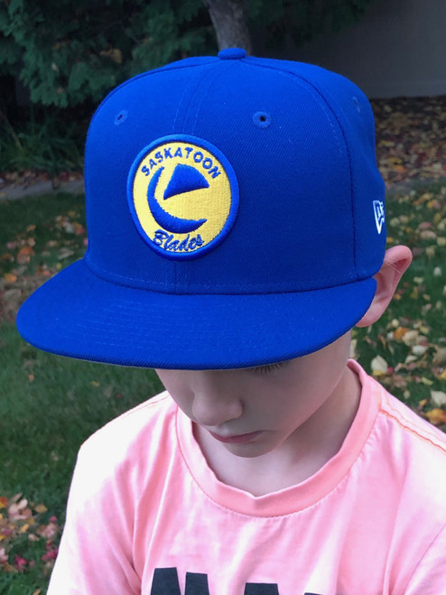 Youth Royal Fitted Pacman
