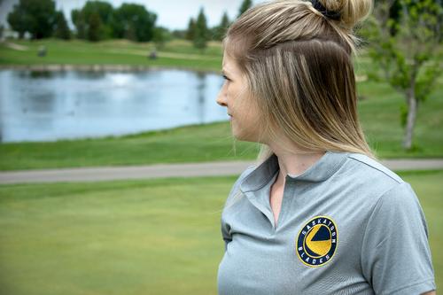 Women's PLYR Golf Shirt