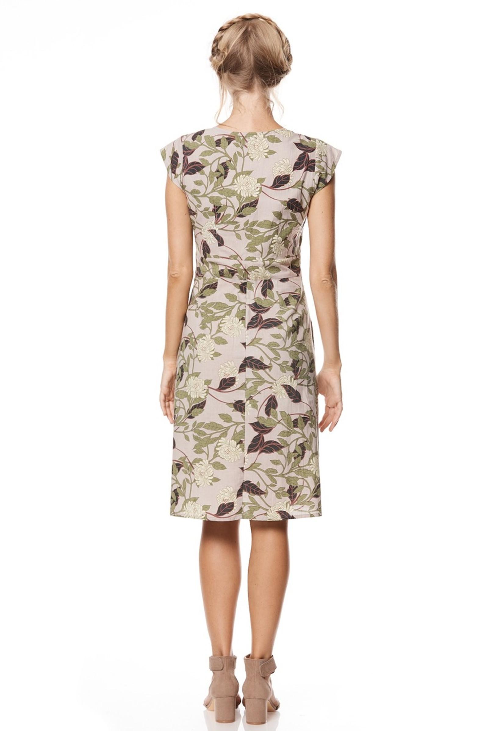 Elsy Dress - Magnolia