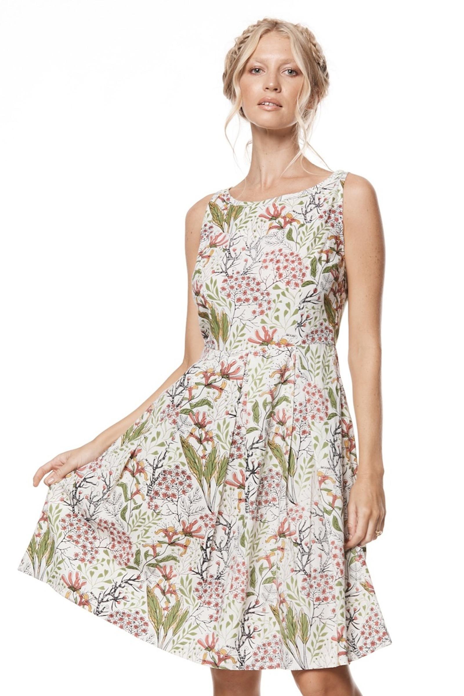 April Dress - Freesia