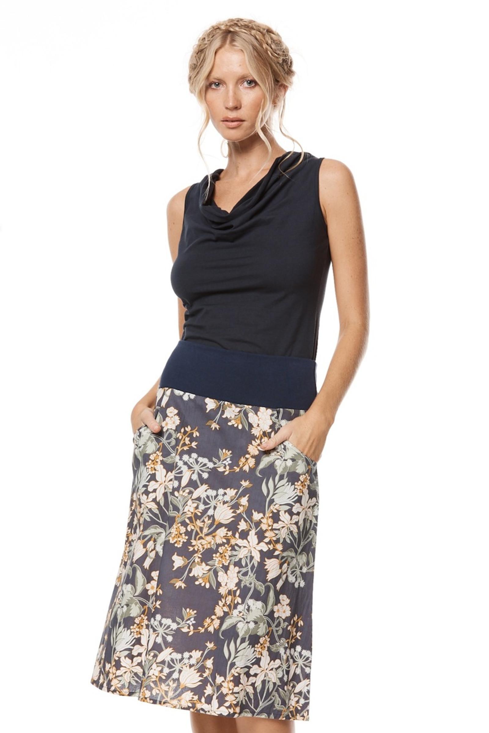 Sita Skirt - Zinnia