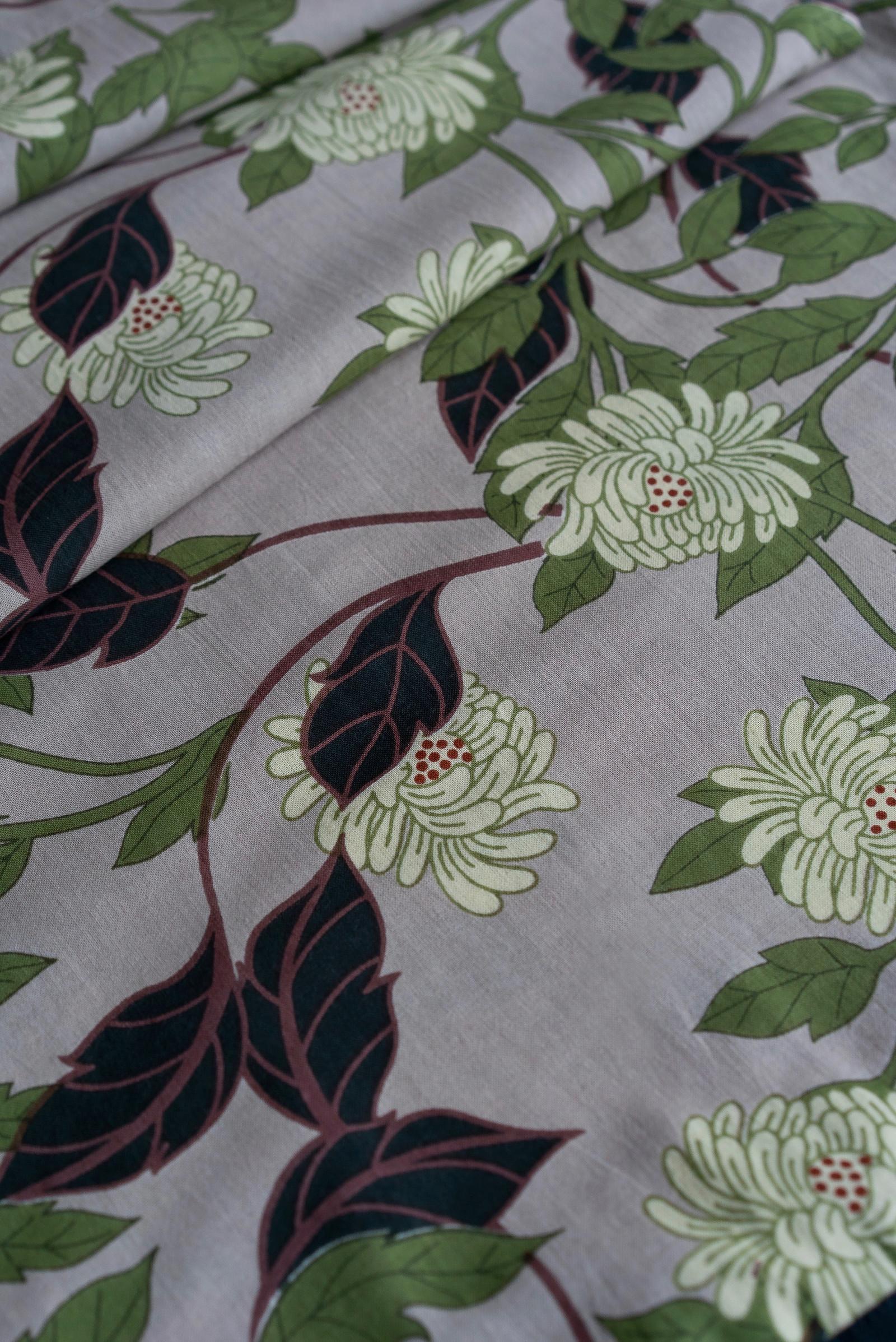Chameleon Reversible Skirt - Magnolia & Freesia
