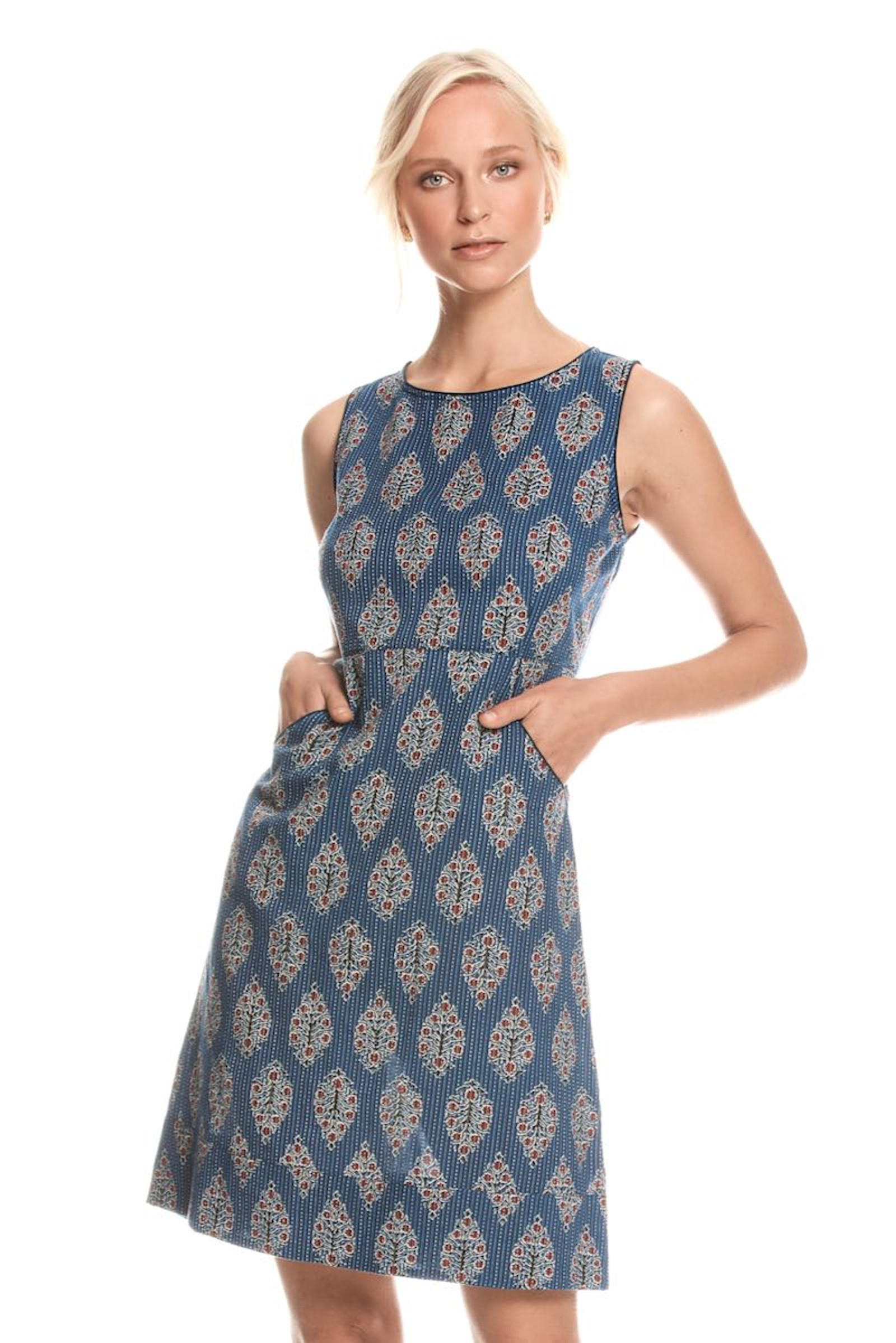 Alana Dress Stitch - Bodhi