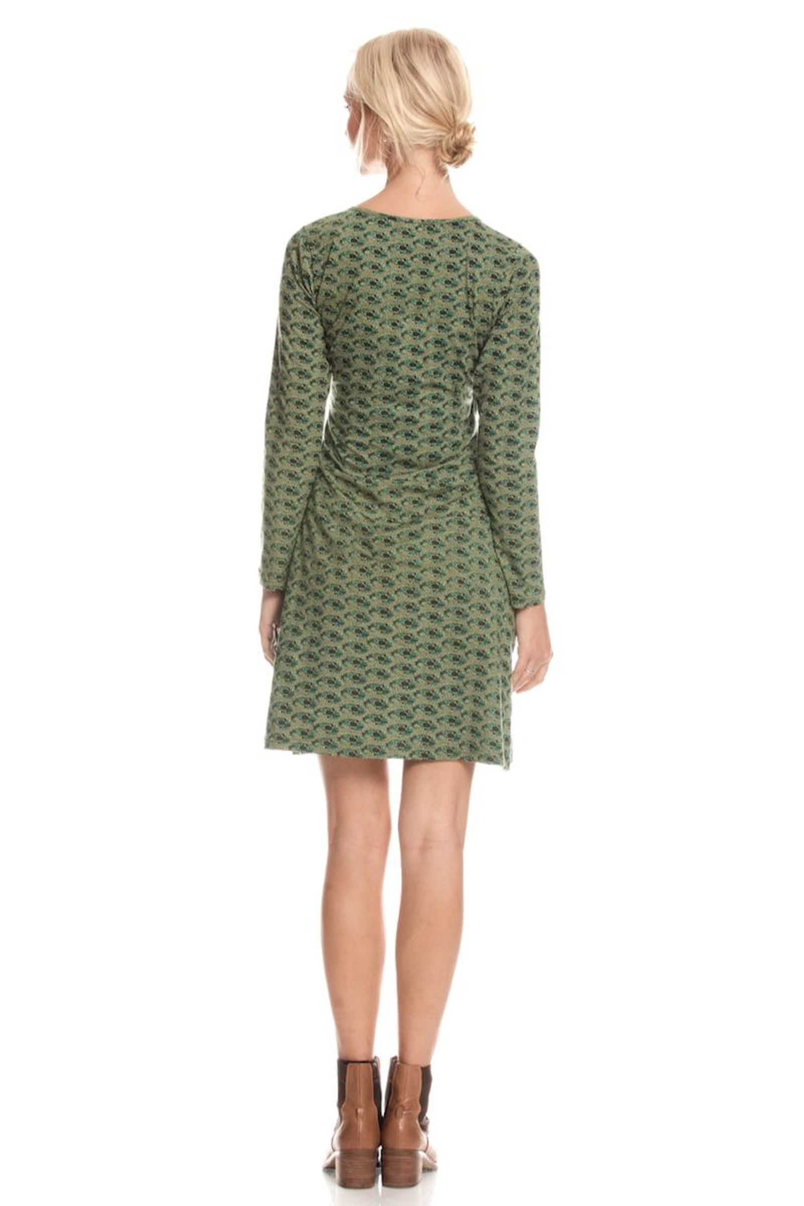 Lexi Dress - Clover Jade