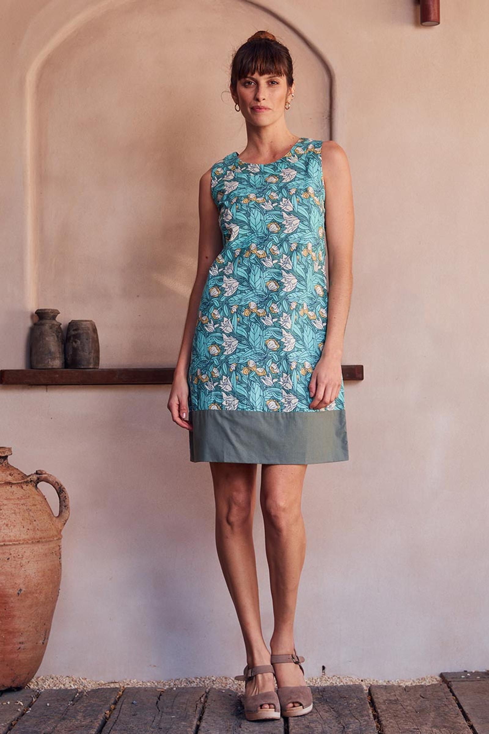 Sixties Tunic - Lily