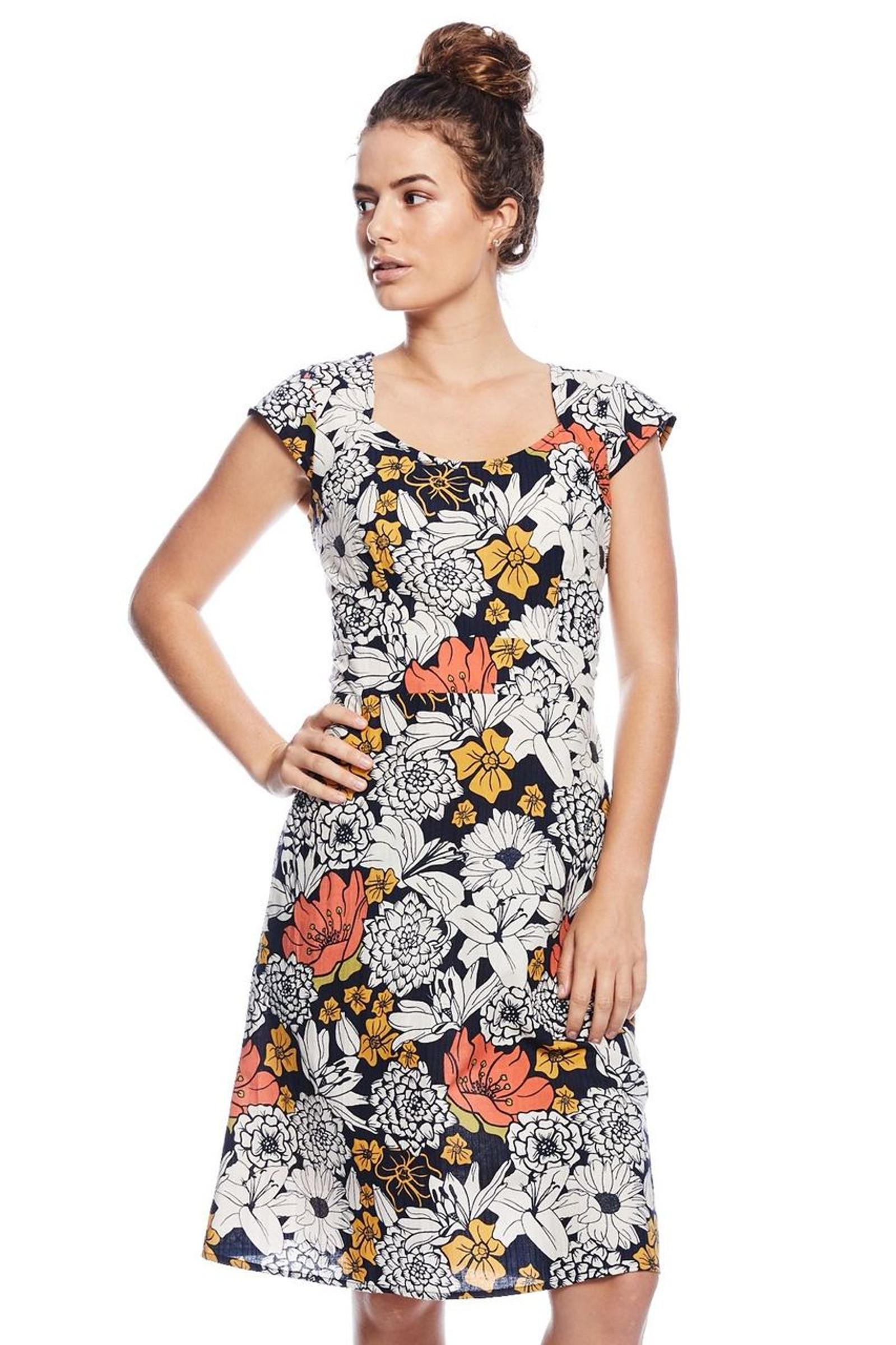 Elsy Dress - Daisy