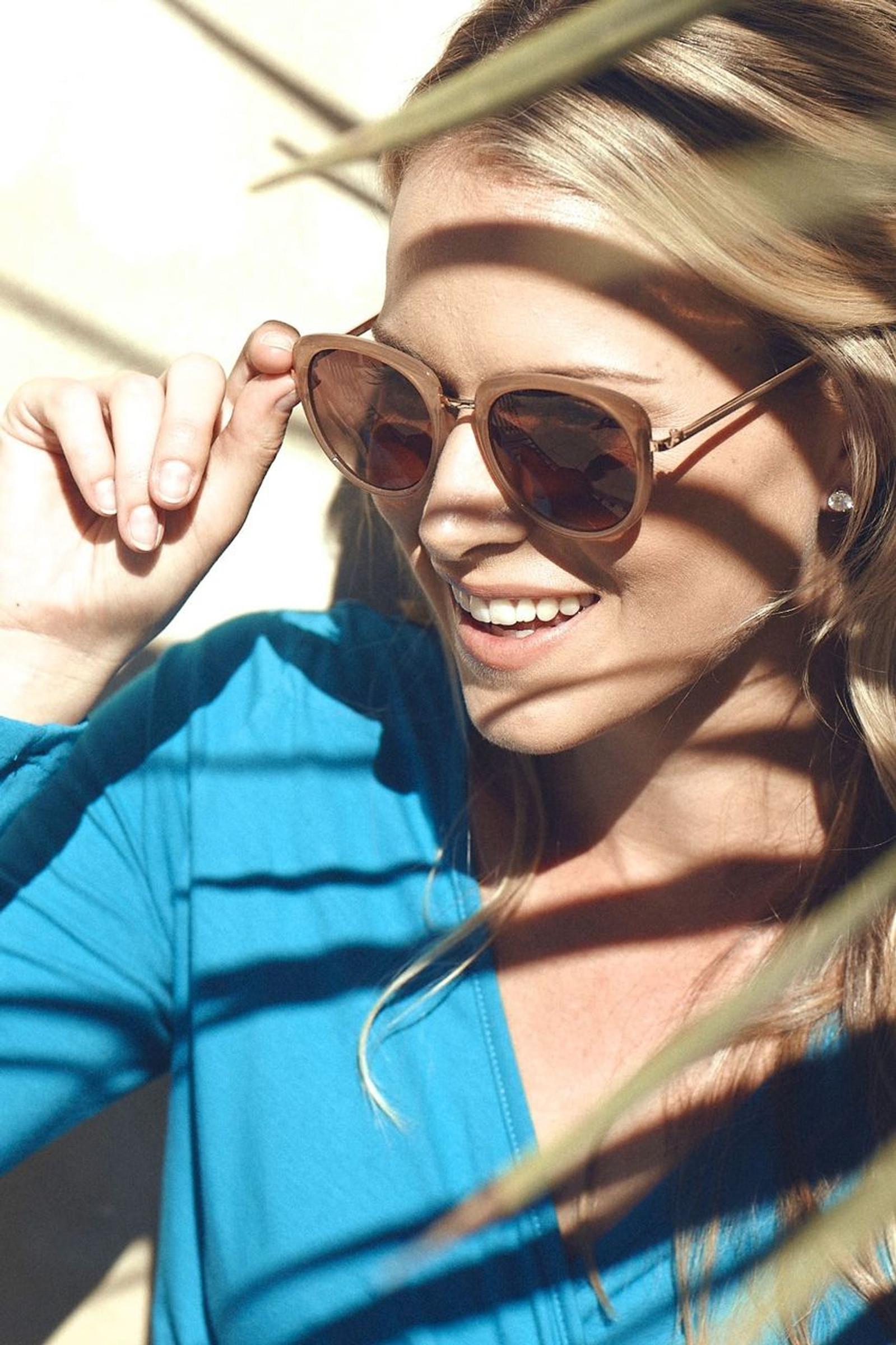 Lexi Dress - Blue