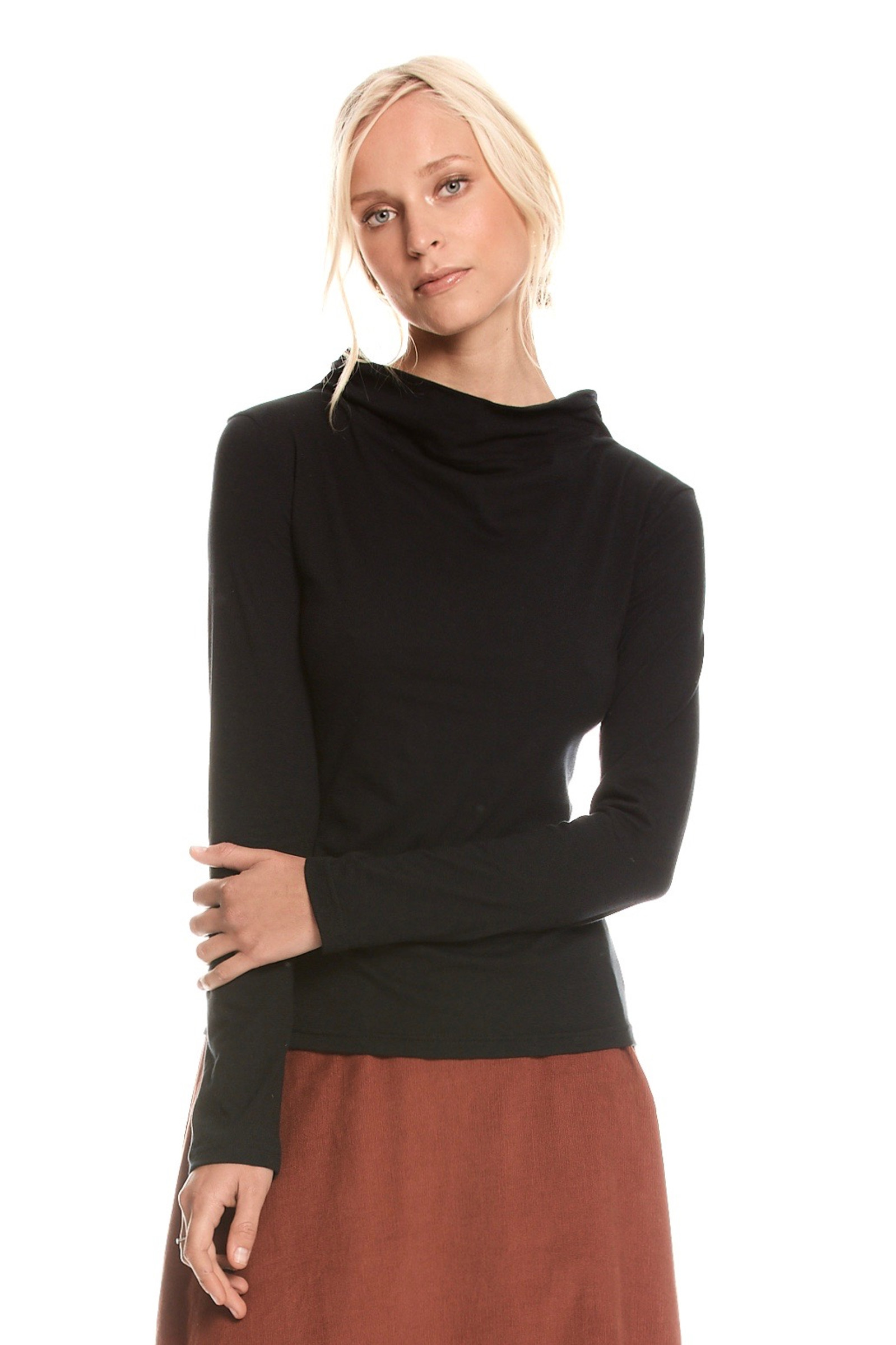 Evie Top - Black