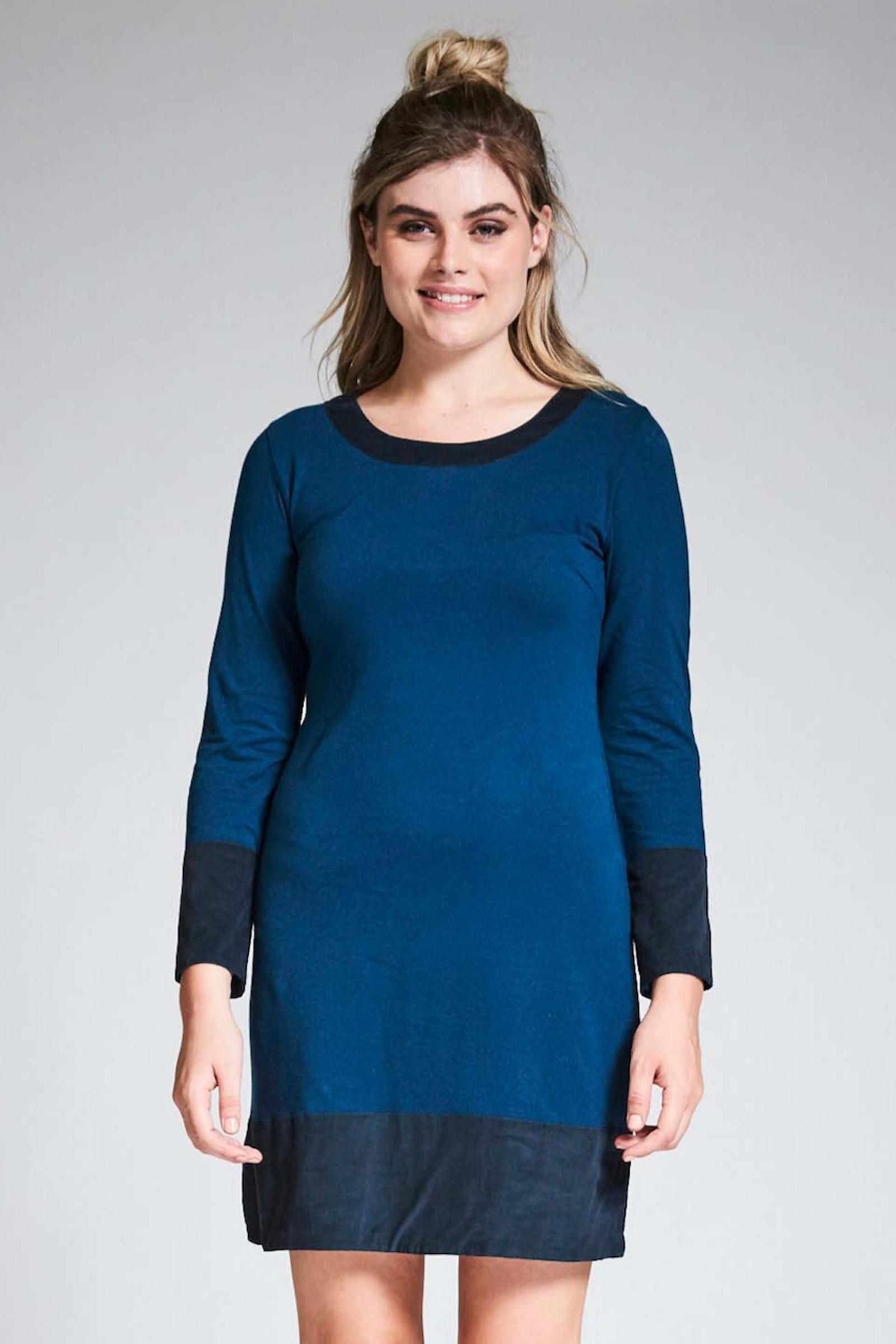 Juliette Dress - Turquoise