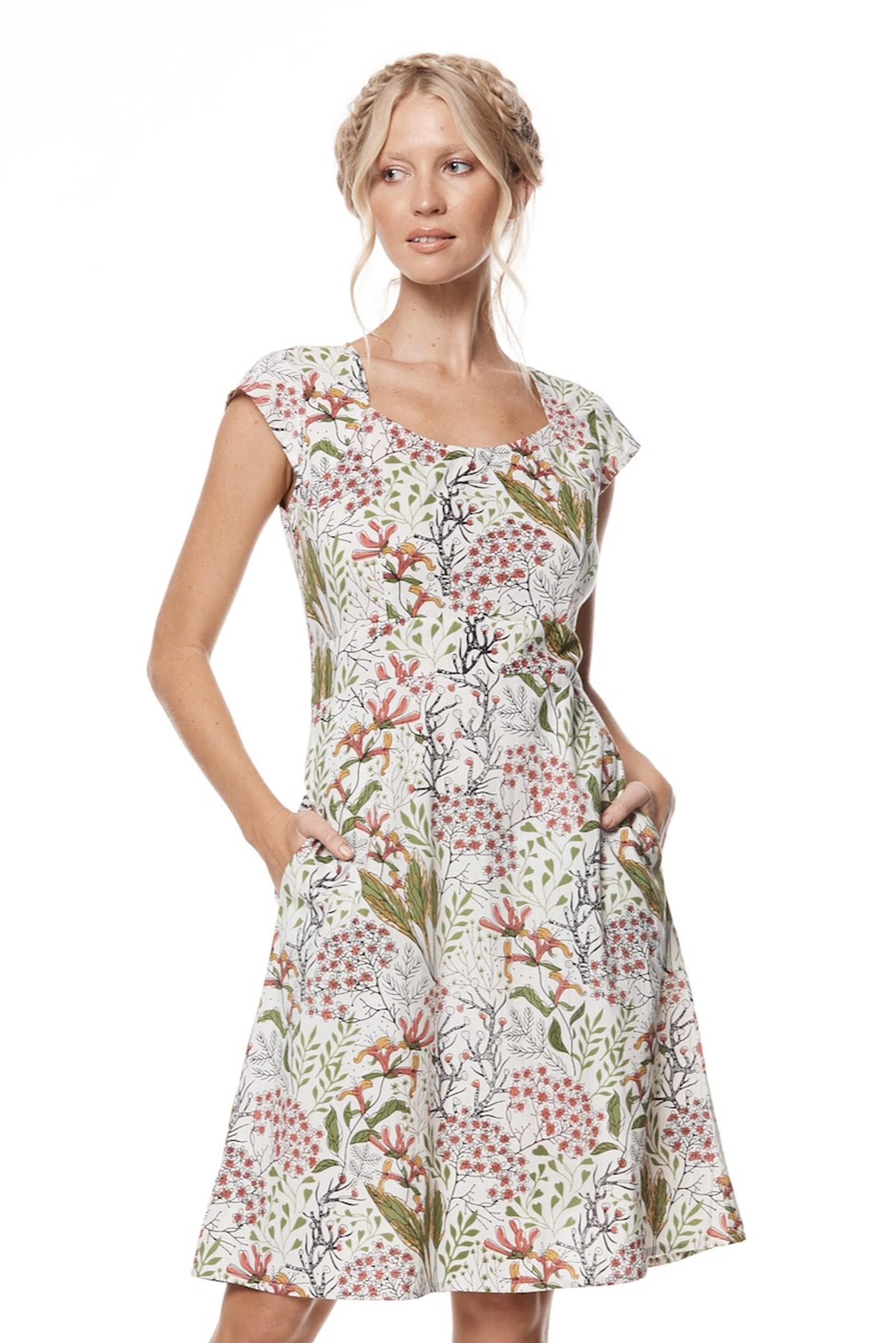 Elsy Dress - Freesia