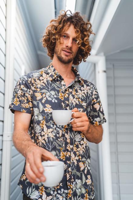 Men's Shirt - Zinnia