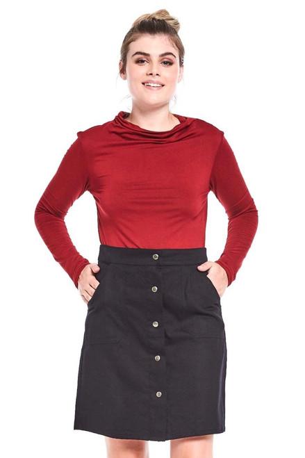Hannah Skirt - Black