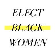 Elect Black Women PAC logo