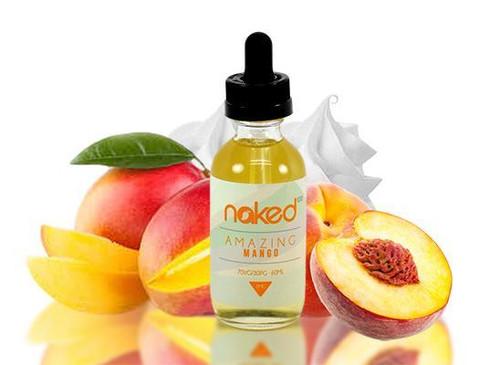 Amazing Mango - Naked 100 - 60ML