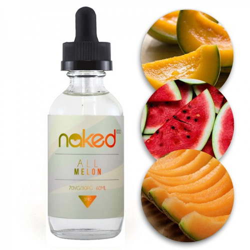All Melon - Naked 100 - 60 ML