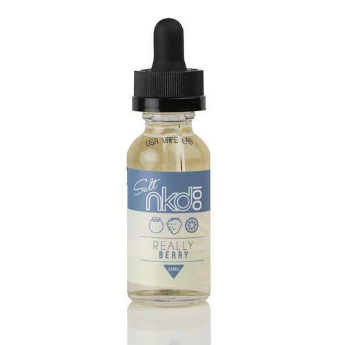 Really Berry - NKD 100 Salt E-Liquid -30ML