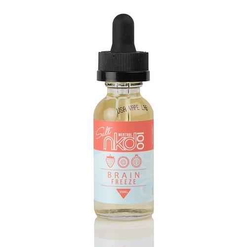 Brain Freeze - NKD 100 Salt E-Liquid - 30mL