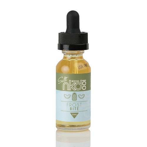 Frost Bite - NKD 100 Salt E-Liquid - 30mL